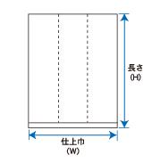 IPPガゼット袋規格図