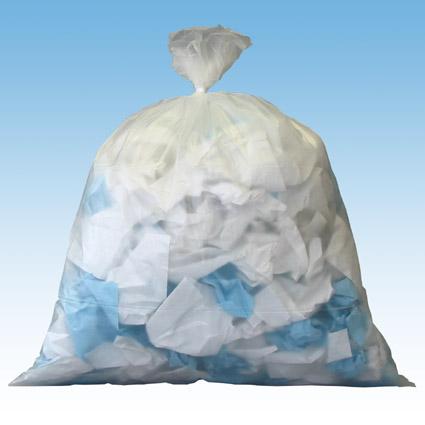 半透明ゴミ袋イメージ