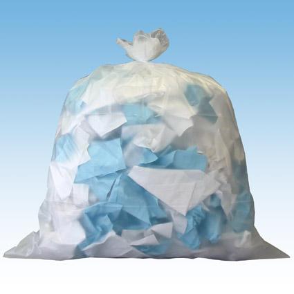 炭カル入ゴミ袋イメージ