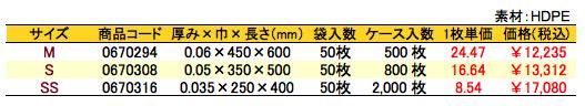 価格表 ニューアームバッグ HD シルバー