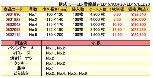 カマス袋 GU 無地 価格表