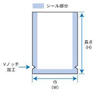 ナイロンポリLG規格図