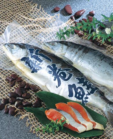 ナイロンポリ_新巻鮭イメージ2