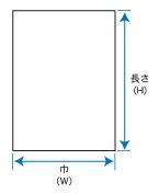 オーピーパック規格図