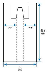 レジ袋_KP用規格図