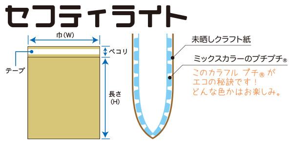 セフティライト 規格図