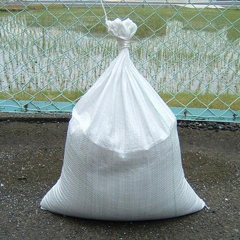 白土のう使用例