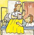 短期入院イメージ