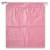 ホリデーバッグ 巾着袋 ピンク
